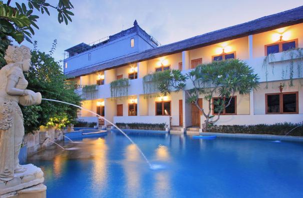 庫塔瀉湖度假及泳池別墅飯店1