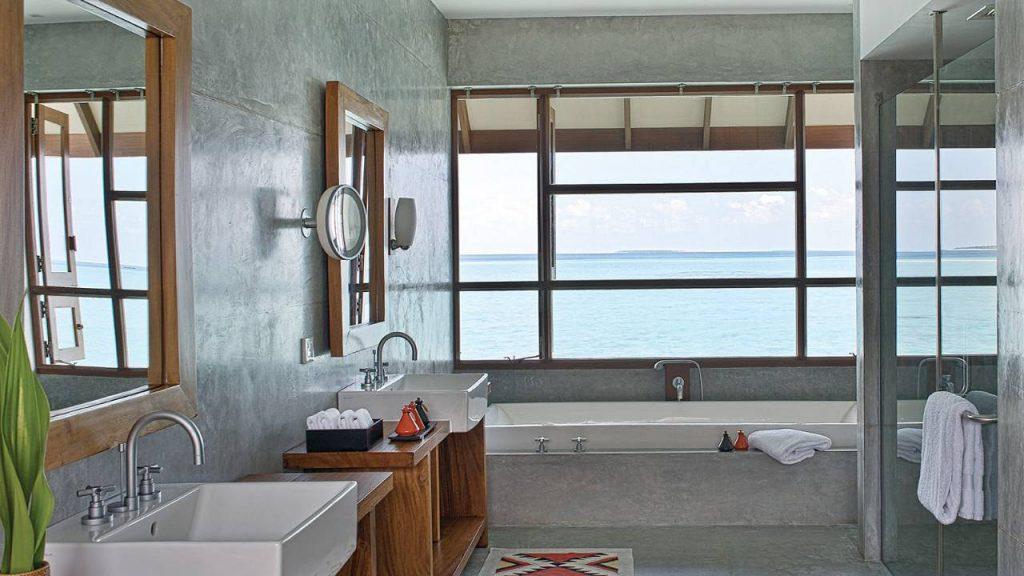 水上屋浴室