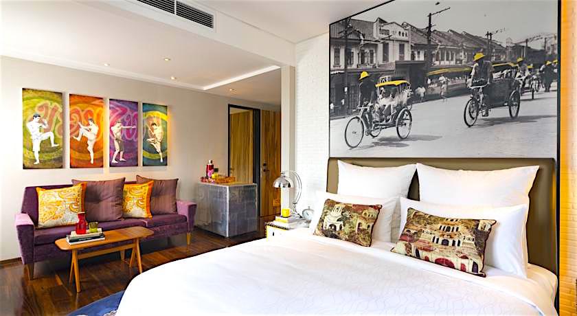 Hotel Indigo Bangkok6