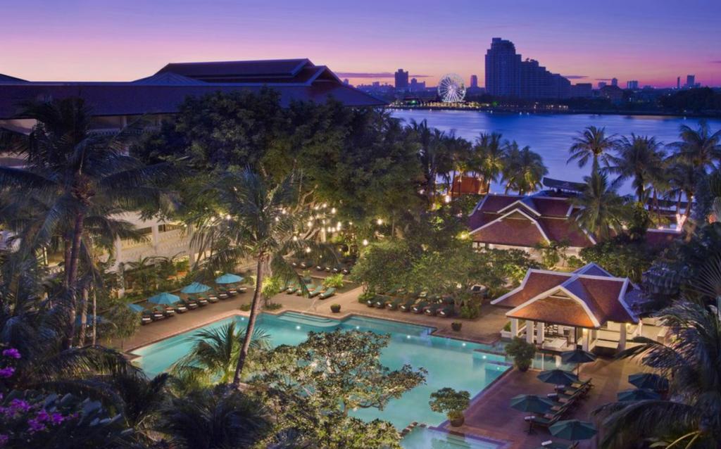 曼谷河畔安納塔拉